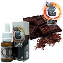 Жидкость для электронных сигарет eLife Чёрный шоколад