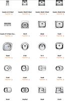 Кухонные мойки из нержавеющей стали бренда Fabiano Steel.