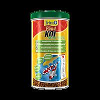 Tetra Pond Koi Mini Sticks Для обеспечения здорового роста мальков карпов Кои (от 10 до 25 см)