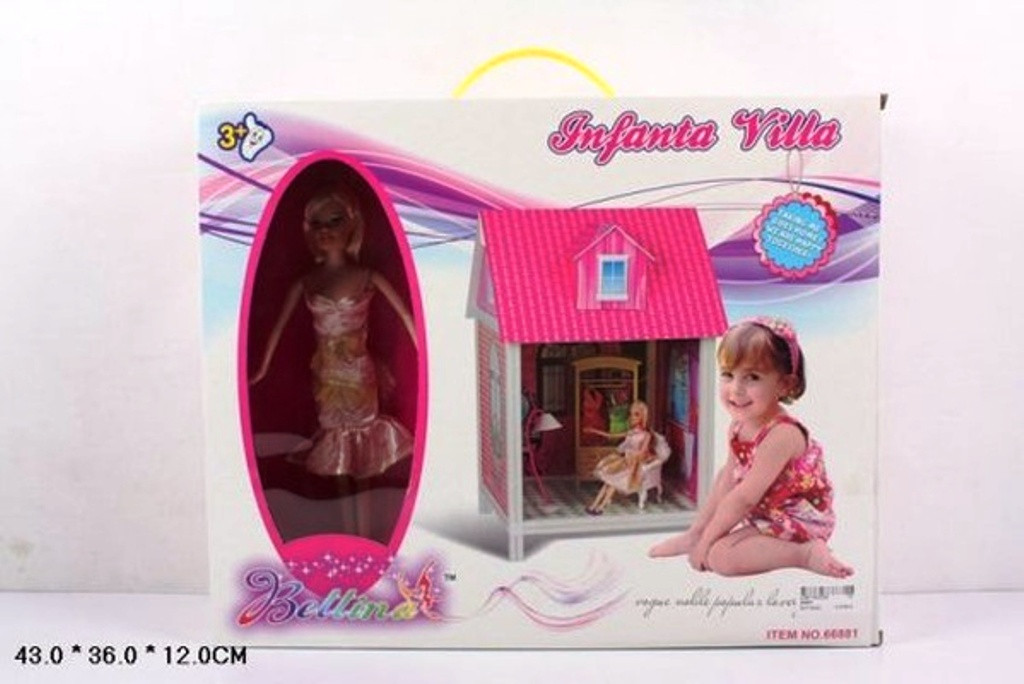 Домик для кукол 66881