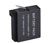 Аккумулятор для GoPro hero 4 AHDBT-401 1600 mAh