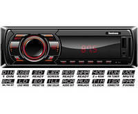 Автомагнитола Fantom FP-322 Black/Red