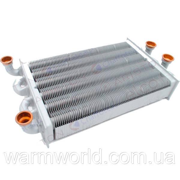 65105094 Теплообменник битермический Egis, AS 24 кВт. Ariston