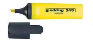 Маркер текстовый Edding Highlighter e-345, на водной основе. 2-5мм