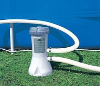 Фильтрующий насос для очистки и циркуляции воды в бассейнах.