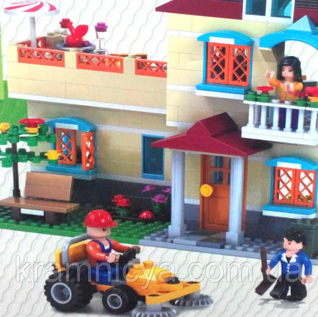 Купить пластиковый конструктор для мальчика в Крамниці Творчості
