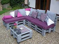 Подушки и матрасы для садовой мебели 5