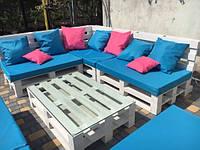 Подушки и матрасы для садовой мебели 6