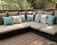 Подушки и матрасы для садовой мебели 8
