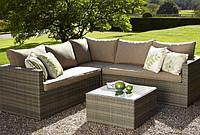 Подушки и матрасы с поролоном для ротанговой  мебели 9