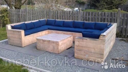 Подушки і матраци для дерев'яних меблів 12
