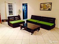 Подушки и матрасы для мебели из дерева  13
