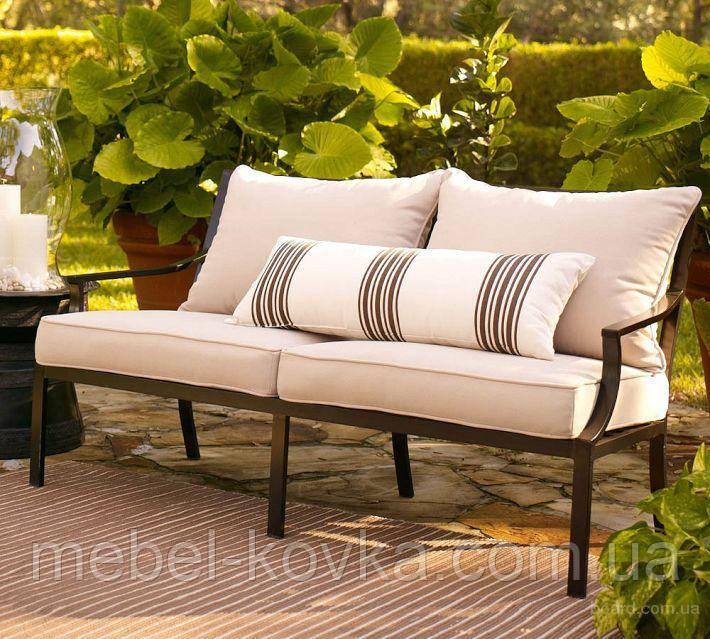 Подушки і матраци для садових меблів 14