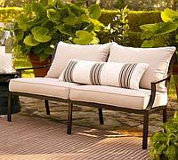 Подушки и матрасы для садовой мебели 14
