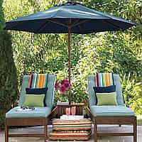 Подушки и матрасы для садовой мебели 16