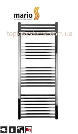 Полотенцесушитель MARIO Гера  1750/600/570  водяной , фото 2