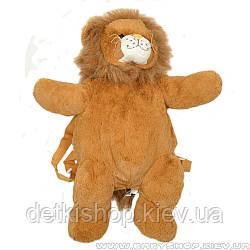 Дитячий рюкзак «Лев»