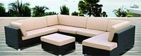 Подушки и матрасы для садовой мебели 17