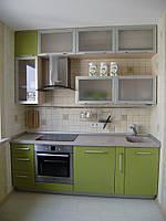 Кухня на заказ, пленочные фасады МДФ