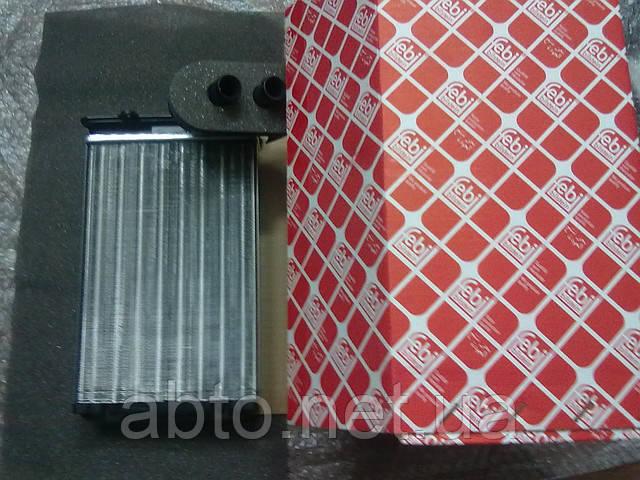 Радиатор отопителя (печки) Chery Amulet A11/A15 (Чери Амулет A11/A15).