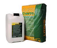 Litokol Elastocem (эластоцем) гидроизоляция литокол двухкомпонентная A+B (24 кг+8 кг)