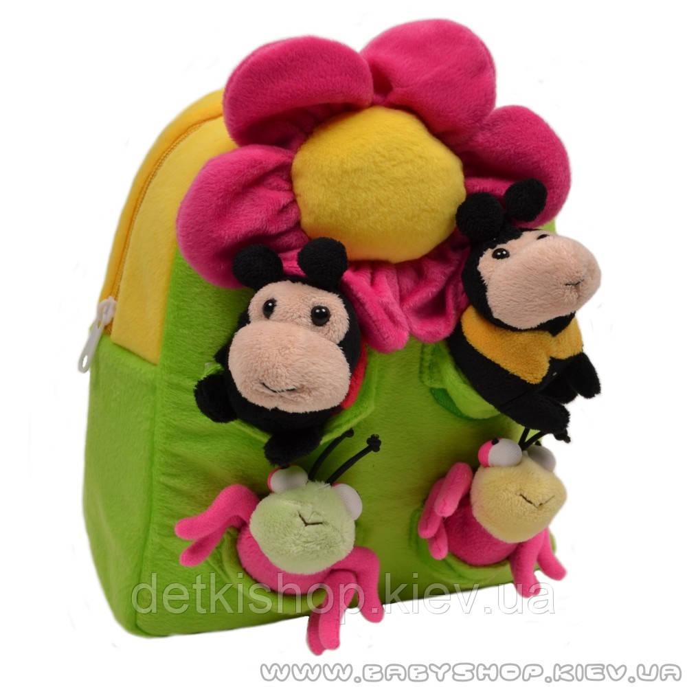 Детский рюкзак «Бабочки»