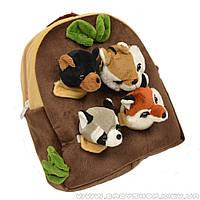 Детский рюкзак «Лесные животные»