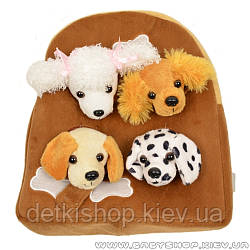 Дитячий рюкзак «Собачки»
