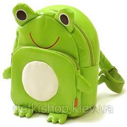 Дитячий рюкзак Linda Linda «Жаба»