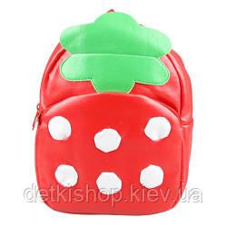 Дитячий рюкзак Linda Linda «Полуничка»
