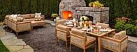 Подушки и матрасы для садовой мебели 22