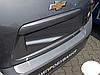 Накладка на бампер Chevrolet Aveo III 5D  2011-