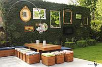 Подушки и матрасы для садовой мебели 23