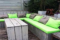 Подушки и матрасы для садовой мебели 26