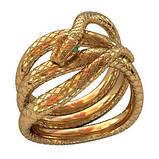 Кільце жіноче срібна Змія 211280, фото 4