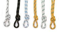 Веревки и шнуры для туризма и альпинизма (Ø 4 - 20 мм)