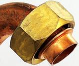 Теплообмінник димохідної колонки з накидною гайкою, код сайту 0999, фото 6