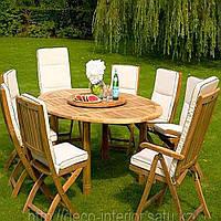 Подушки и матрасы для садовой мебели 31