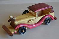 Машина деревянная