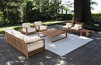 Подушки и матрасы для садовой мебели 40