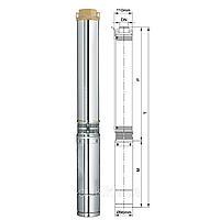 Насос погружной центробежный 3SDM1.8/38 DONGYIN