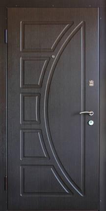 Входные двери Портала Сфера серия Комфорт винорит на улицу, фото 2