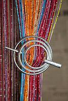Шпилька для нитяних штор преміум равлик, фото 1