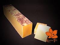 «Льняное» натуральное мыло ручной работы