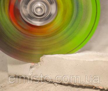 Характеристики отрезных кругов по резке камня и бетона ТМ  ATAMAN