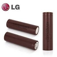 Аккумуляторы 18650 LG HG2 3000mAh