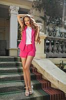 Женский костюм двойка в расцветке р-500039