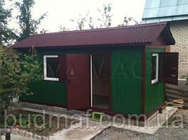 Дачные домики для отдыха