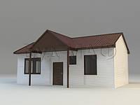 Производство дачных домов