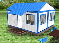 Дачные дома под заказ